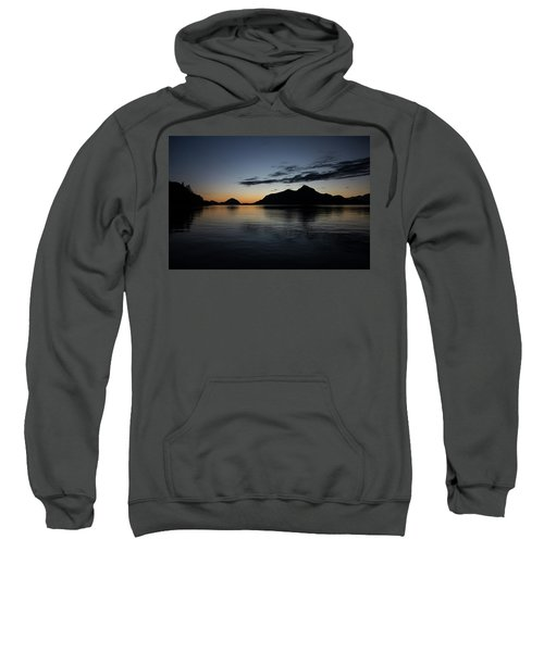 Porteau Cove December Night Sweatshirt