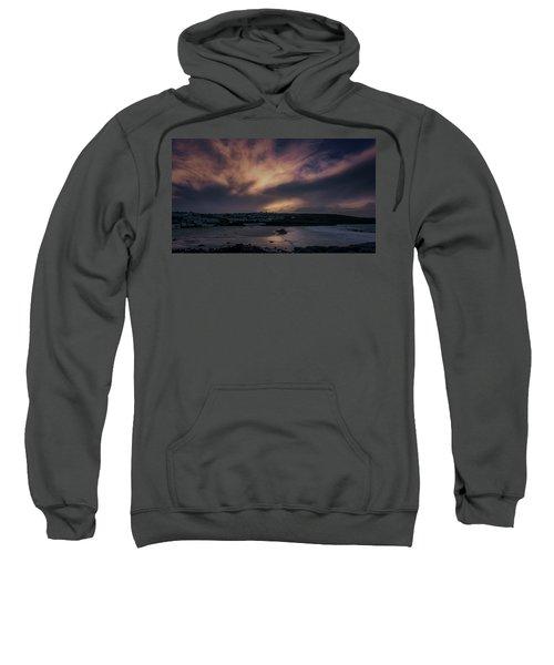 Porthmeor Sunset 4 Sweatshirt
