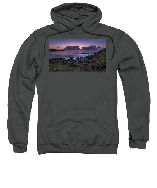 Porthmeor Sunset - Cornwall Sweatshirt