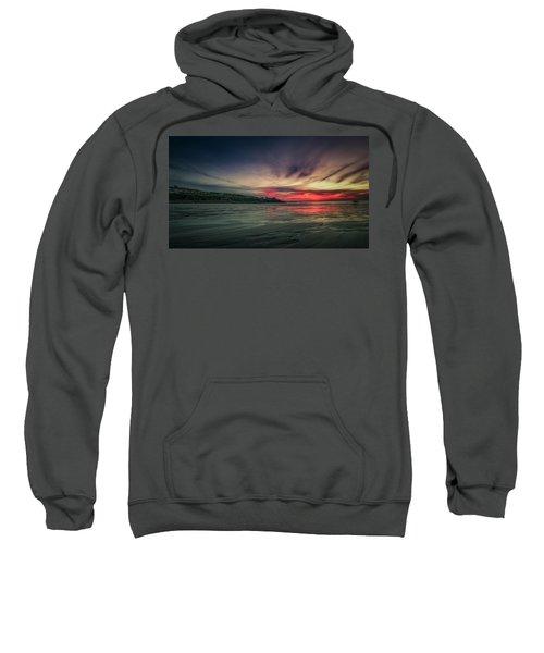 Porthmeor Sunset Version 2 Sweatshirt