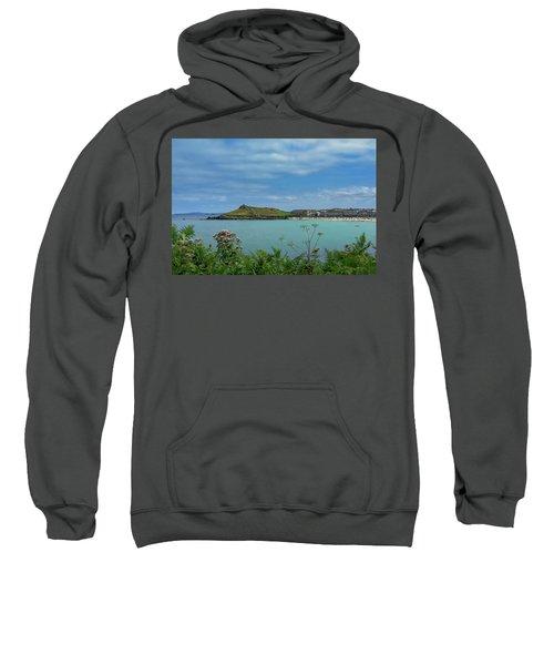 Porthmeor View On The Island Sweatshirt