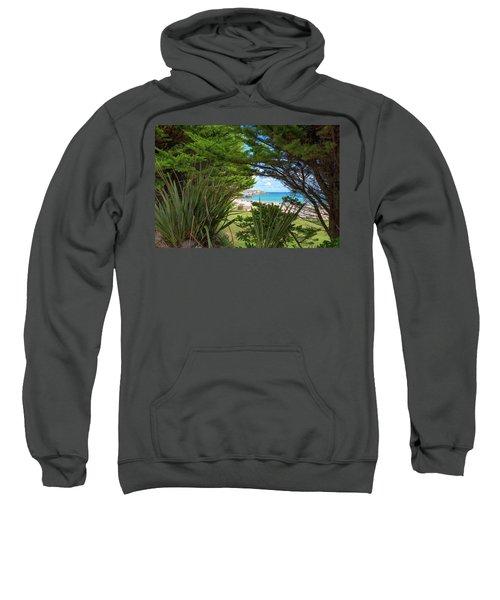 Porthminster Behind The Trees - St Ives Cornwall Sweatshirt
