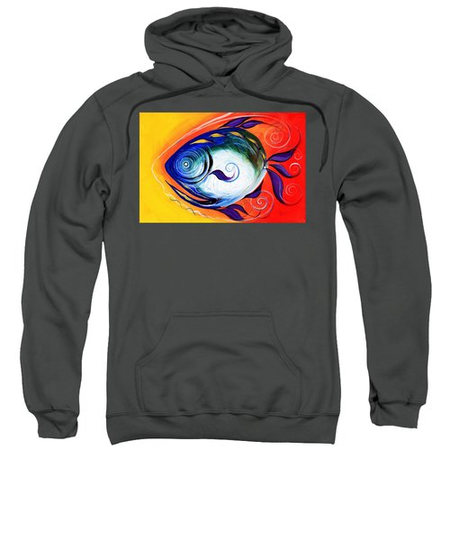 Positive Fish Sweatshirt