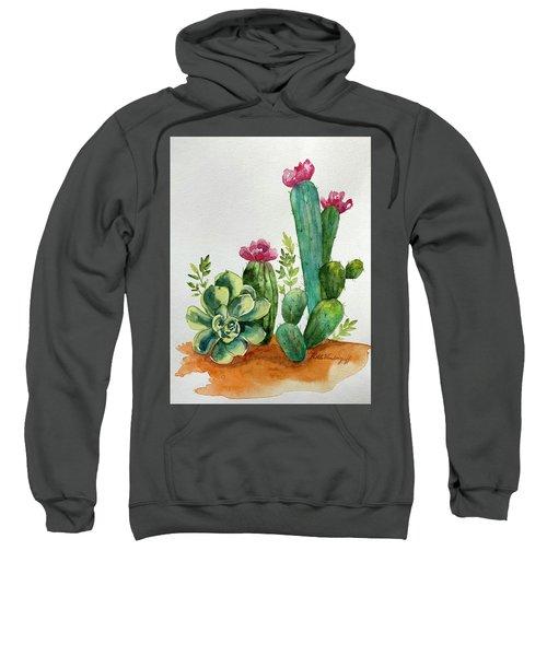 Prickly Cactus Sweatshirt