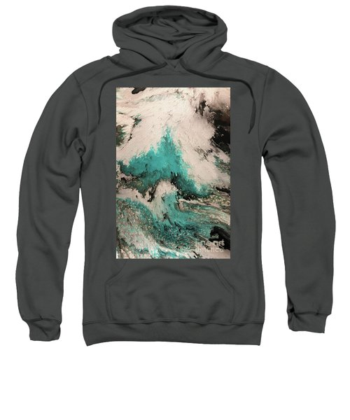Psalm 59 16. I Will Sing Of Your Power Sweatshirt