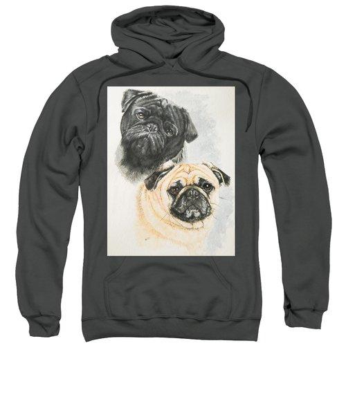 Pug Brothers Sweatshirt