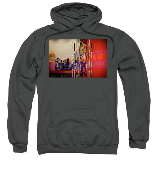 Radio City Reflection Sweatshirt
