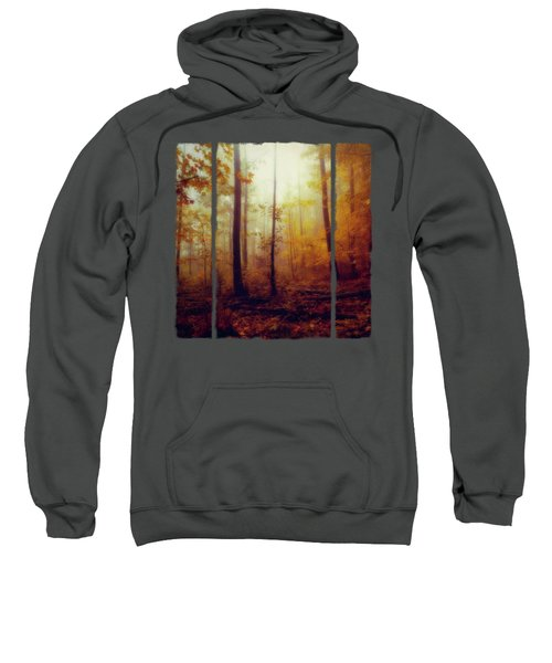 Rainwood - Misty October Forest Sweatshirt