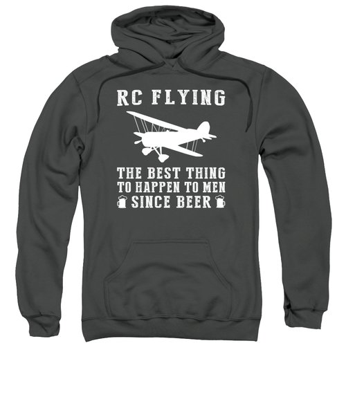 Rc-plane The Best Thing To Happen To Men Since Beer Sweatshirt