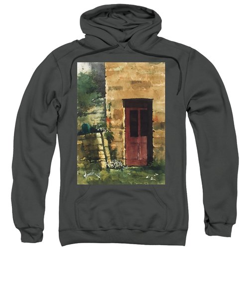 Red Door Sweatshirt