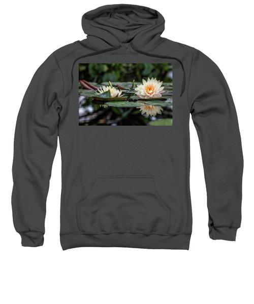 Delicate Reflections Sweatshirt