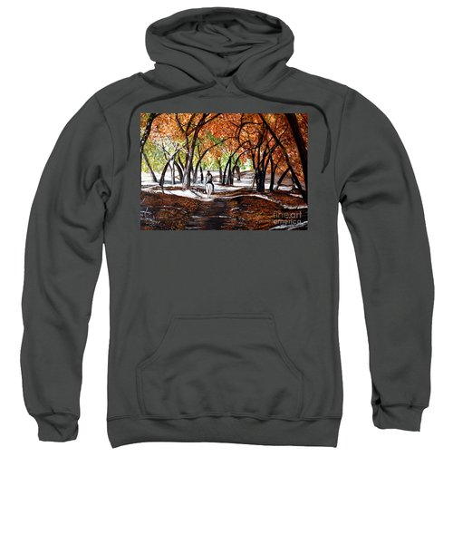 Reins Of Serenity Sweatshirt