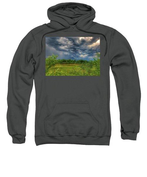 Restless Sky Sweatshirt