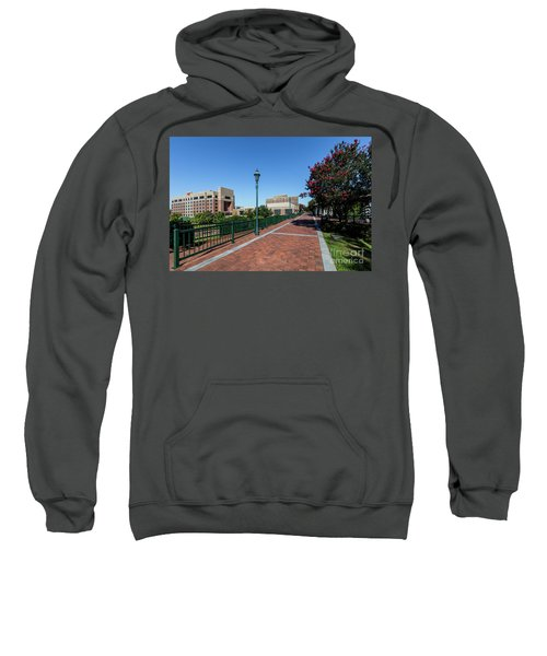 Riverwalk Downtown Augusta Ga Sweatshirt