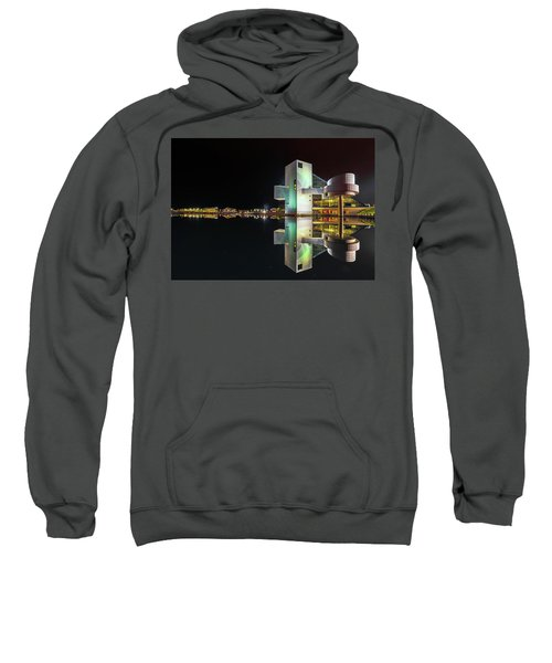 Rock Hall Reflections  Sweatshirt