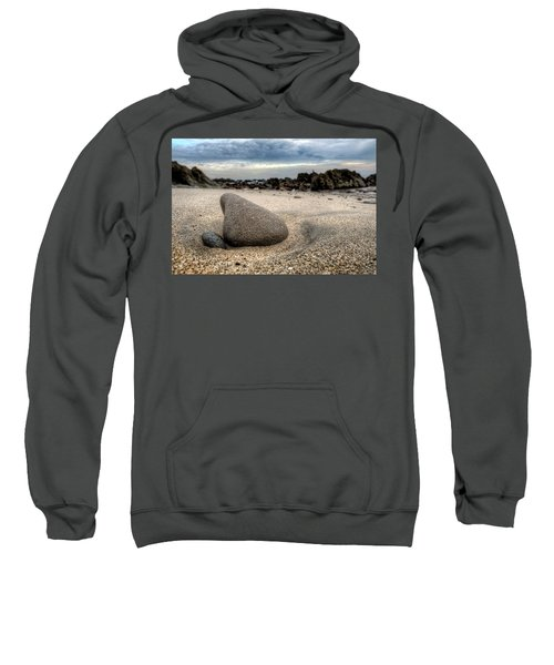 Rock On Beach Sweatshirt