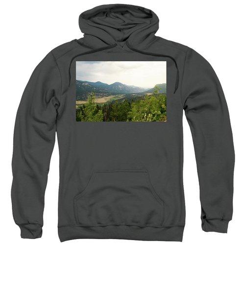 Rocky Mountain Overlook Sweatshirt