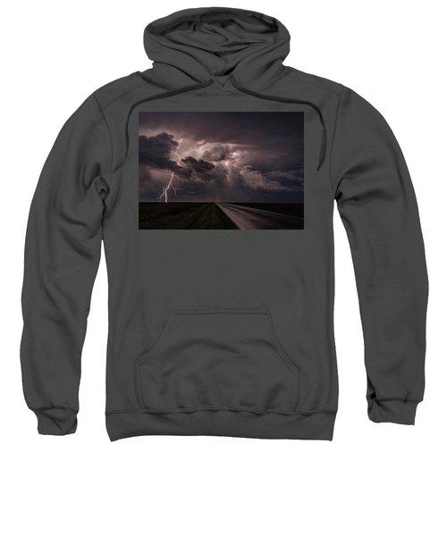 Rollin On Down The Road Sweatshirt