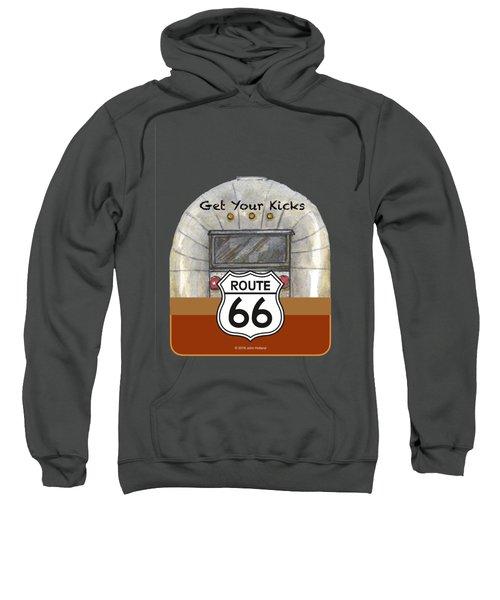 Route 66 Airstream Sweatshirt
