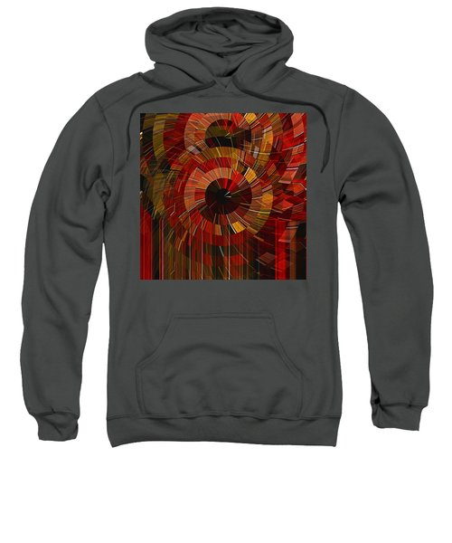 Royal Fireworks Sweatshirt