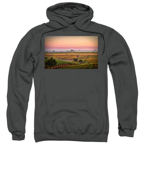 Rural Landscape Sweatshirt