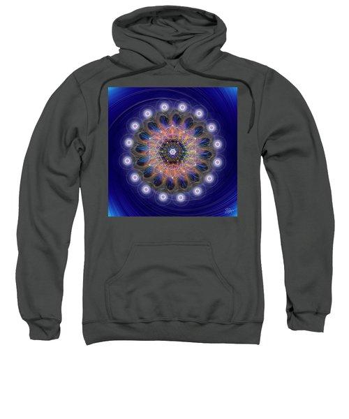 Sacred Geometry 726 Sweatshirt