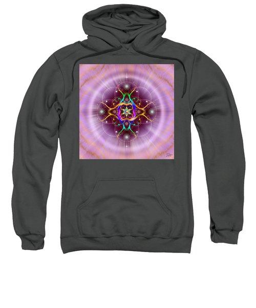 Sacred Geometry 757 Sweatshirt