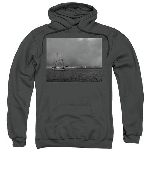 Sail In The Fog Sweatshirt