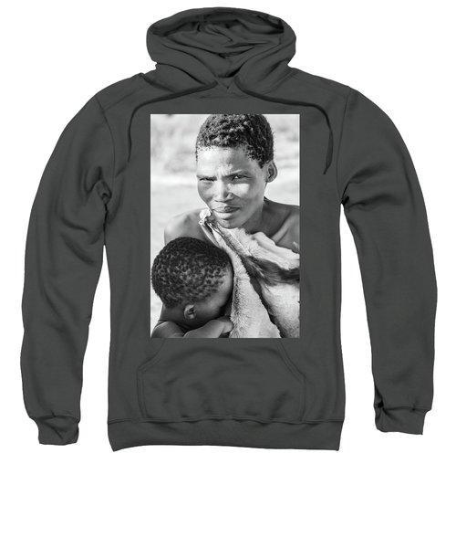 San Mother And Child Sweatshirt