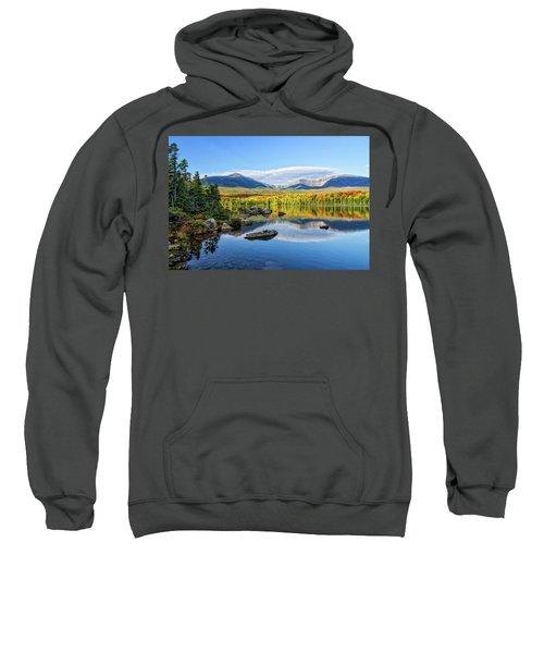 Sandy Stream Pond Baxter Sp Maine Sweatshirt