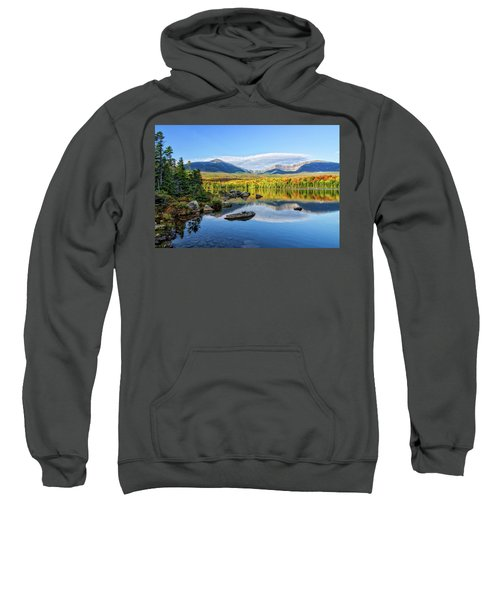 Sandy Stream Pond Baxter Sp Maine Sweatshirt