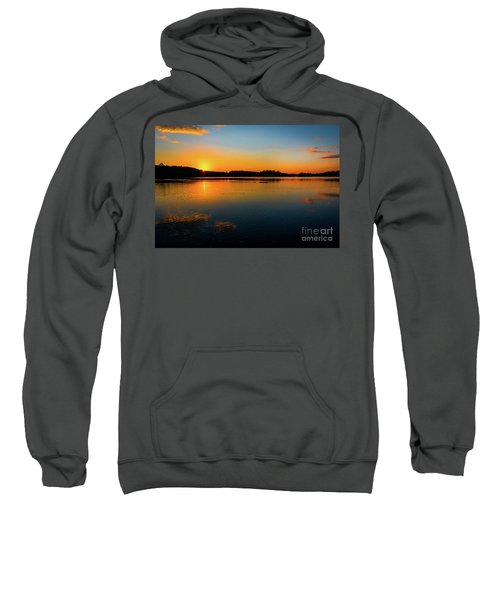 Savannah River Sunrise - Augusta Ga Sweatshirt