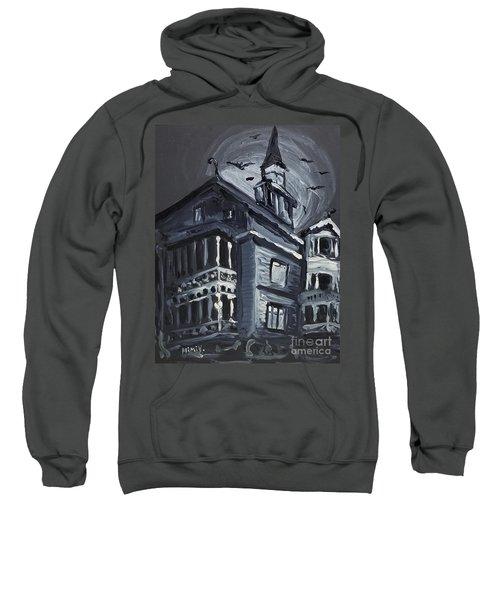 Scary Old House Sweatshirt