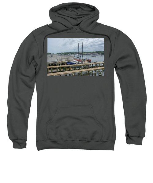 Scenic Harbor Sweatshirt