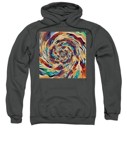 Sea Salad Swirl Sweatshirt