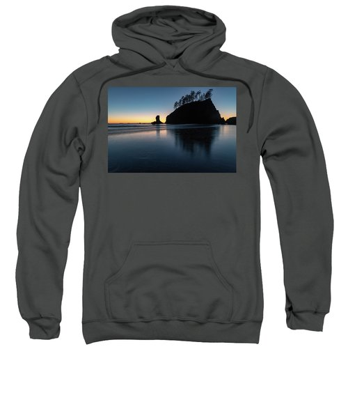 Sea Stack Silhouette Sweatshirt