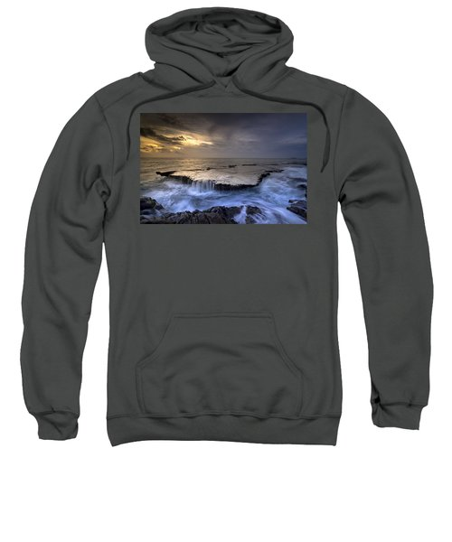 Sea Waterfalls Sweatshirt