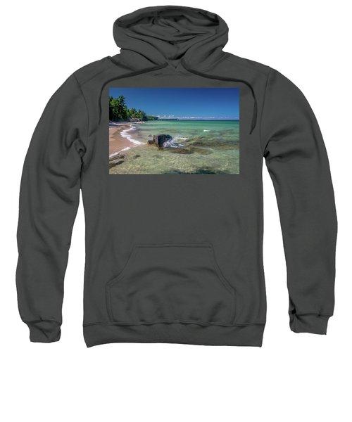Secluded Beach Sweatshirt