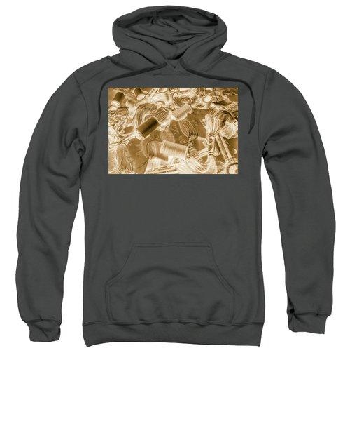 Sewn In Sepia Sweatshirt