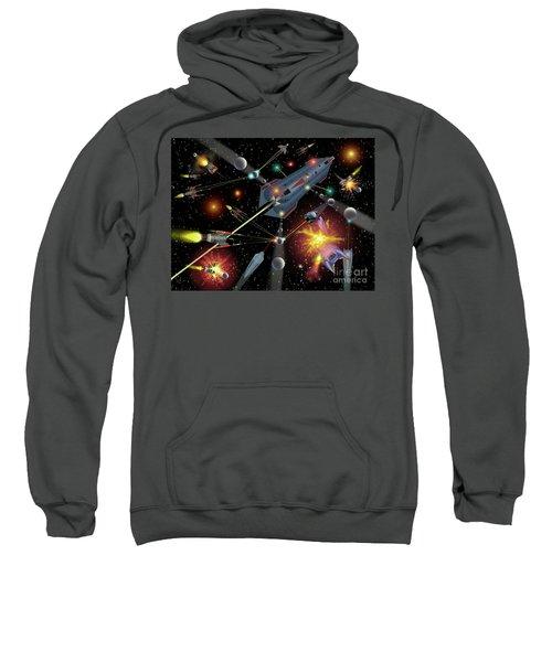 Sferogyls Space Battle Group Sweatshirt