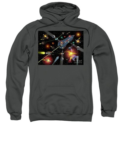 Sferogyls Space Battle Group Sweatshirt