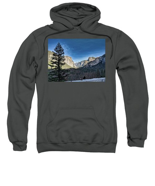 Shadows In The Valley Sweatshirt
