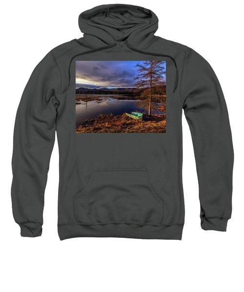 Shaw Pond Sunrise - Landscape Sweatshirt