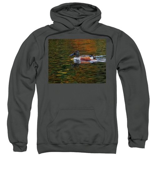 Shoveler On The Move Sweatshirt