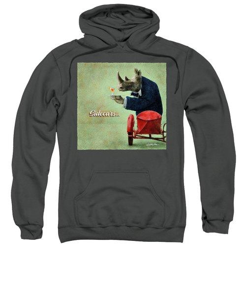 Sidecars... Sweatshirt