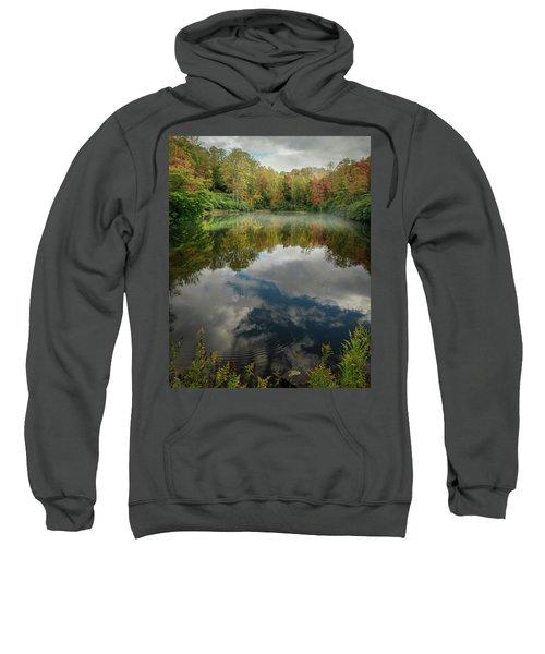 Sims Pond Blowing Rock North Carolina Sweatshirt