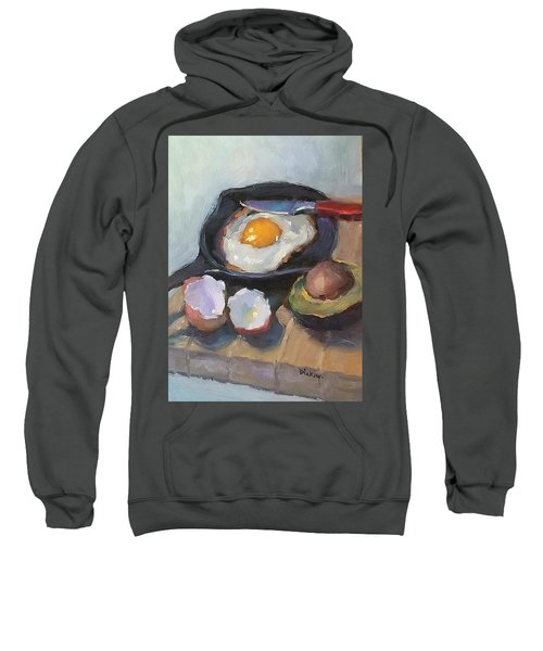 Skillet Breakfast Sweatshirt