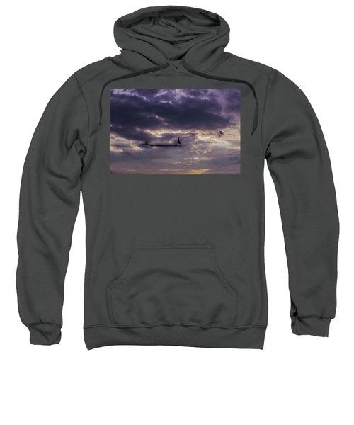 Sky Fisherman Sweatshirt