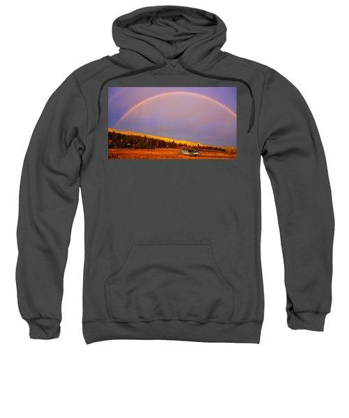 Skylane Rainbow Sweatshirt