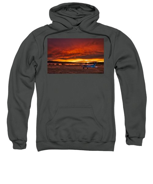 Skylane Sunrise Sweatshirt
